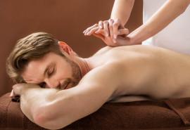 Švediškas viso kūno masažas
