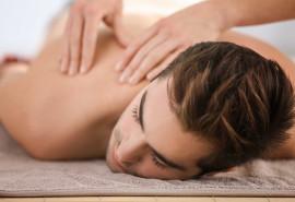 Kūno šveitimas alumi + klasikinis nugaros ir pečių juostos masažas