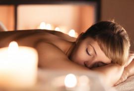 Antistresinis nugaros masažas ir nesvarumo terapija