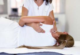 Individualus kineziterapijos seansas