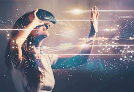Virtualios Realybės atrakcionų bilietas gimtadienio šventei