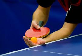 Vienkartinis apsilankymas Riešės stalo teniso klubo treniruotėje