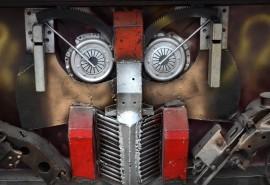 Sumo robotuko gamyba