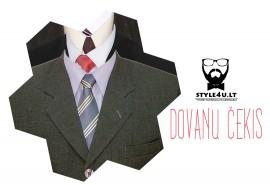 Vyriškų papuošalų ir aksesuarų Style4u.lt dovanų čekis (14,48 Eur)