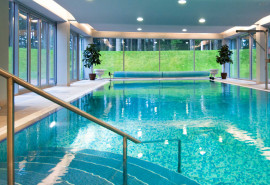 Nakvynė Mini Apartamentuose Royal SPA Residence viešbutyje dviem (d. d.)