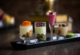 """Prancūziškų desertų degustacija """"Haute Couture"""" III"""