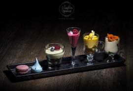 """Prancūziškų desertų degustacija """"Haute Couture"""" II"""