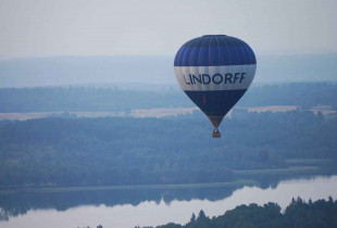 Romantiškas VIP skrydis oro balionu dviem