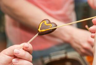 Šokolado gamybos pamokėlė vaikams