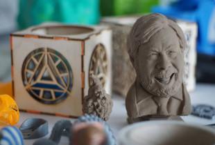 3D PROJEKTAVIMAS ir PJOVIMAS LAZERIU