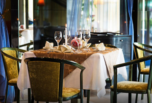 "Vakarienė restorane Palangoje ""Le gourmet"""