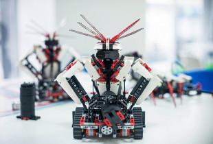 Robotikos užsiėmimai 1 mėnesiui