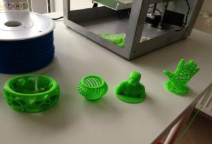 3D biusto kūrimo užsiėmimas