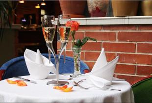 """Romantiška vakarienė restorane """"Europa"""", BEST WESTERN """"Santakos"""" viešbutyje"""