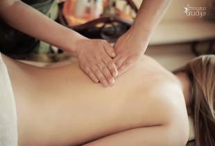 Nepakartojamas relaksacinis kūno masažas