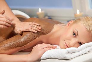 Profesionali kūno įvyniojimo procedūra