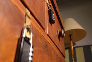 Galvosūkių kambarys Klaipėdoje