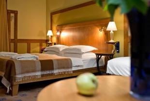 """2 nakvynės viešbutyje """"Central"""" su pusryčiais ir vakariene"""