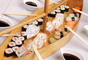 "Japoniška vakarienė dviem restorane ""Yakata"""