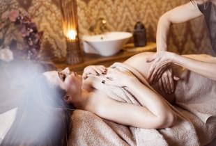 Harmonizuojantis nėščiosios masažas