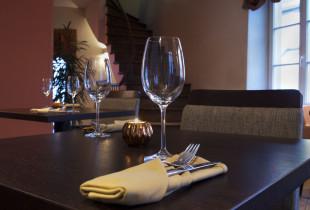 """Vakarienė indiško ir tailandietiško maisto restorane """"Blue Lotus"""""""