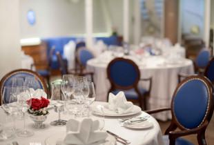 """Vakarienė dviems restorane """"Meridianas"""" Klaipėdoje"""