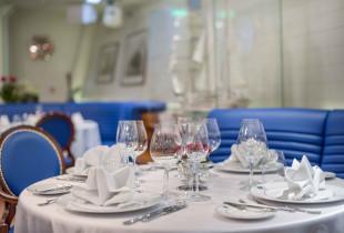"""Romantiška vakarienė dviem restorane """"Meridianas"""" Klaipėdoje"""