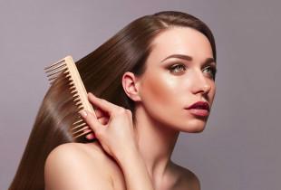Revoliucinis ilgalaikis plaukų tiesinimas INOAR keratinu