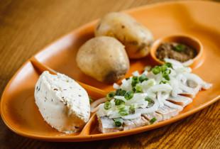 Gardi vakarienė dviem restorane HBH Palanga
