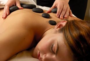 Profesionalus akmenų masažas
