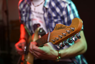 Individualios gitaros pamokos Šiauliuose