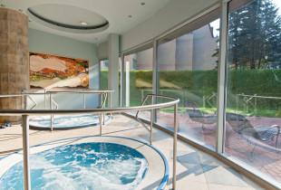 2 nakvynės Mini APARTAMENTUOSE Royal SPA Residence viešbutyje