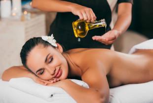 Magiškas aromaterapinio masažo ritualas