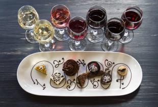 Šokolado šou-degustacija su Dominyku Velička