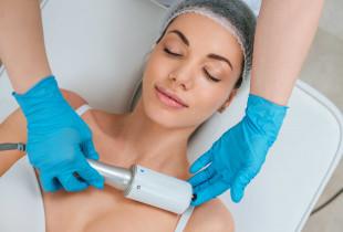 Endosferos terapija veidui, kaklui ir dekolte Masažo klinikoje