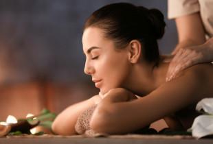 AROMATERAPINIS masažas su natūraliais augaliniais ETERINIAIS ALIEJAIS