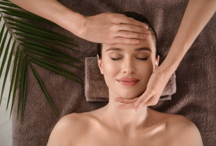 Profesionalus kiniškas veido ir kaklo masažas