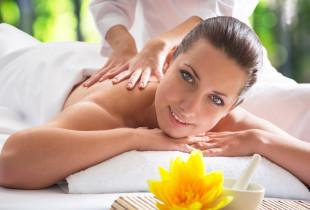 AJURVEDINIS nugaros masažas su ajerais