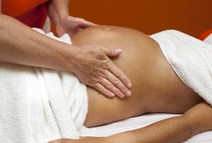 Nėščiųjų masažas