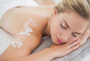 Viso kūno šveitimas + aromaterapinis masažas