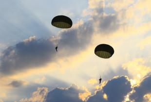 Šuolis parašiutu Mažeikiuose