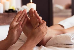 Klasikinis pedikiūras vyrams ir parafino terapija pėdoms