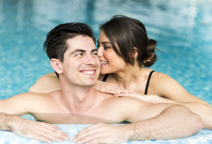 Pirčių ir baseinų malonumai dviem Šiauliuose