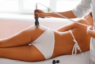 Viso kūno kavitacijos, radioliftingo ir limfodrenažo procedūra Klaipėdoje