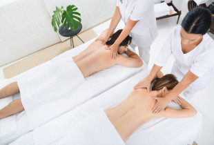 Klasikinis viso kūno masažas JAI ir sportinis masažas JAM