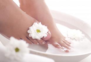 """SPA pedikiūras grožio namuose """"Beauty Resort"""""""