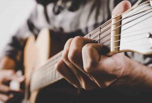 Individualios gitaros pamokos Vilniuje arba Kaune