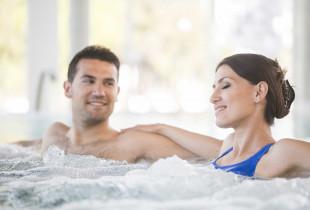 "Vandens pramogos ""Trasalis Trakai Resort & SPA"" + kibinai dviem"