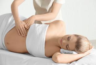 """Masažas nėščiosioms masažų salone """"Charm"""""""