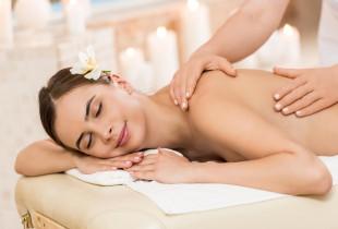 Gintarinis viso kūno masažas